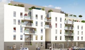 Villeurbanne programme immobilier rénové « Résidence n°214465 » en loi pinel