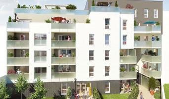 Villeurbanne programme immobilier neuve « Programme immobilier n°214465 » en Loi Pinel  (2)