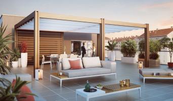 Villeurbanne programme immobilier neuve « Programme immobilier n°214465 » en Loi Pinel  (3)
