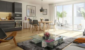 Villeurbanne programme immobilier neuve « Programme immobilier n°214465 » en Loi Pinel  (4)