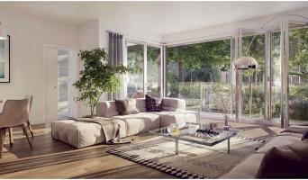 Paris programme immobilier neuf « Hors du Temps » en Loi Pinel
