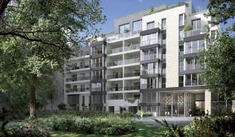 Paris programme immobilier neuve « Hors du Temps » en Loi Pinel  (2)