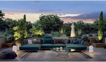 Paris programme immobilier neuve « Hors du Temps » en Loi Pinel  (4)