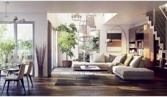 Paris programme immobilier neuve « Hors du Temps » en Loi Pinel  (5)
