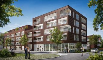 Amiens programme immobilier neuve « Ô Jardin »