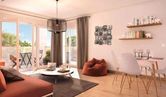Amiens programme immobilier neuve « Ô Jardin »  (2)