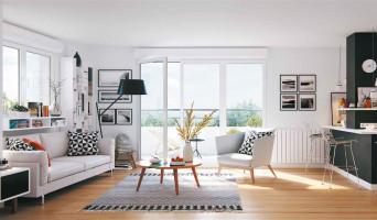 Amiens programme immobilier neuve « Ô Jardin »  (3)