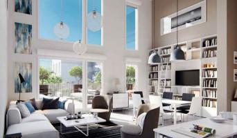 Bordeaux programme immobilier neuve « Apostrophe - Ginko »  (2)