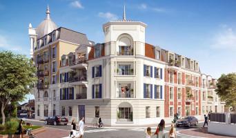 Le Blanc-Mesnil programme immobilier neuve « Speedbird »  (2)