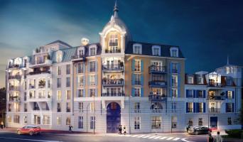 Le Blanc-Mesnil programme immobilier neuve « Speedbird »  (3)