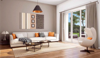Cagnes-sur-Mer programme immobilier neuve « Esprit Sud » en Loi Pinel  (2)