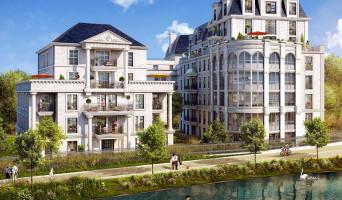 Clamart programme immobilier neuve « #Manifesto III »