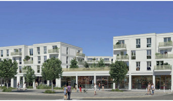 Sevran programme immobilier rénové « Résidence n°214503 » en loi pinel