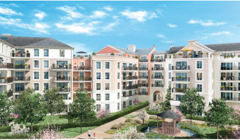 Le Blanc-Mesnil programme immobilier neuve « Programme immobilier n°214504 » en Loi Pinel  (3)