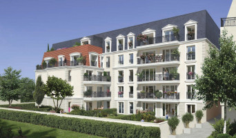 Le Blanc-Mesnil programme immobilier neuve « Programme immobilier n°214505 »  (3)