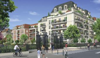 Le Blanc-Mesnil programme immobilier neuve « Jardins des Orfèvres »