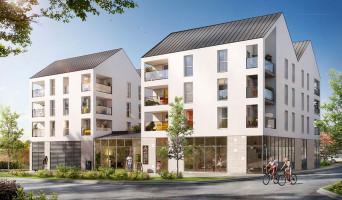 Bénouville programme immobilier neuve « Bridge Avenue »