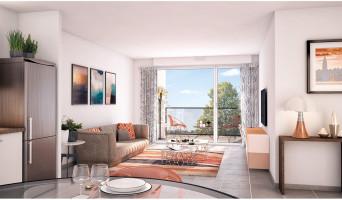 Bénouville programme immobilier neuve « Bridge Avenue »  (2)