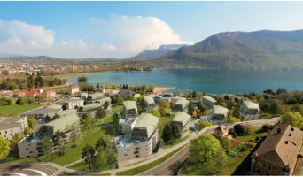 Annecy programme immobilier neuve « Programme immobilier n°214520 »  (4)