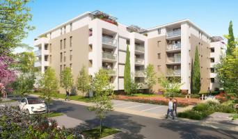 Marignane programme immobilier neuve « Victoria Park »