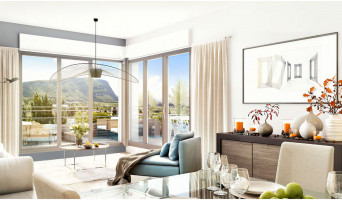 Annemasse programme immobilier neuve « Anéo »  (4)