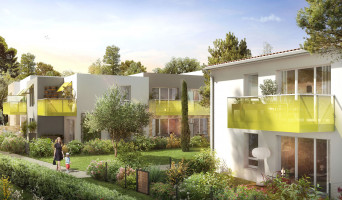 Montpellier programme immobilier neuve « Oléane »  (2)