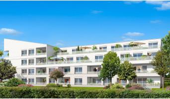 Toulouse programme immobilier rénové « Le Patio Cyrano » en loi pinel