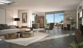 Toulouse programme immobilier neuve « Le GreenGarden »  (4)
