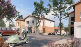 Mondonville programme immobilier neuve « Parc des Lauriers »