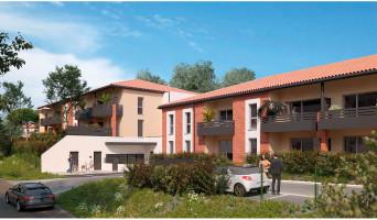 Mondonville programme immobilier neuve « Parc des Lauriers »  (2)