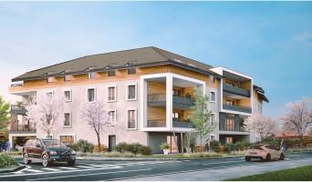 Douvaine programme immobilier neuve « Esquisse »