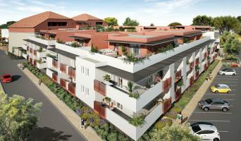 Agde programme immobilier rénové « Origin » en loi pinel