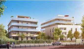 Marseille programme immobilier rénové « Le 413 » en loi pinel