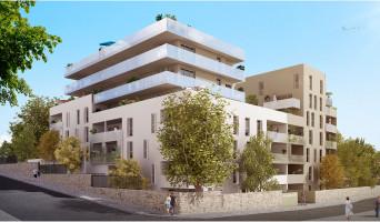 Marseille programme immobilier neuve « Le 413 » en Loi Pinel  (2)
