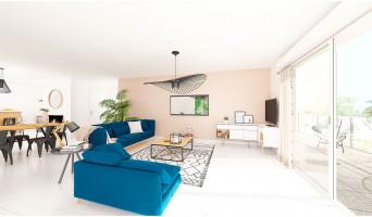 Marseille programme immobilier neuve « Le 413 » en Loi Pinel  (4)