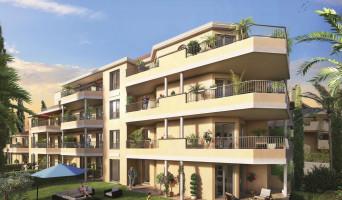 Cavalaire-sur-Mer programme immobilier neuve « Aquazura »