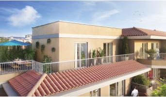 Cavalaire-sur-Mer programme immobilier neuve « Aquazura »  (2)