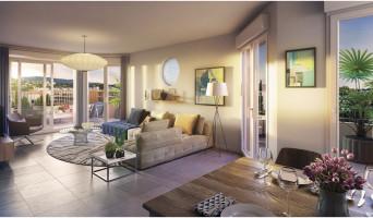 Cavalaire-sur-Mer programme immobilier neuve « Aquazura »  (3)