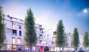 Nantes programme immobilier neuve « Le Flore »
