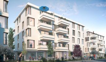 Nantes programme immobilier neuve « Le Flore »  (2)