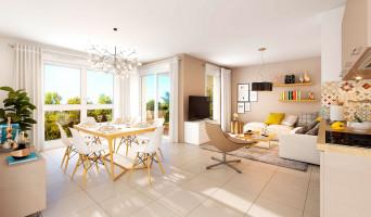 Montpellier programme immobilier neuve « Royal Tédénat » en Loi Pinel  (3)