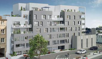 Vannes programme immobilier neuve « Avant-Scène »