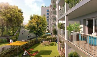 Nancy programme immobilier neuve « L'Essentiel » en Loi Pinel  (2)