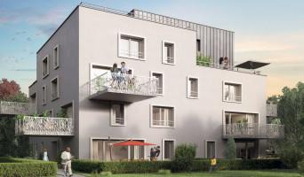 Strasbourg programme immobilier neuve « Kubik »  (2)