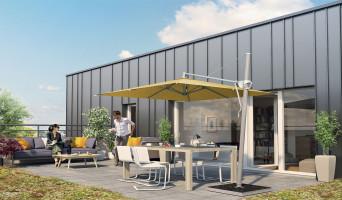 Strasbourg programme immobilier neuve « Kubik »  (3)