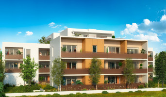Castelnau-le-Lez programme immobilier neuve « Excellence Salvia »