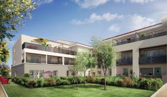 Cuers programme immobilier neuve « Le Domaine d'Oppida »