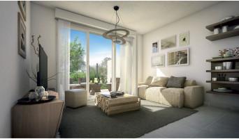 Cuers programme immobilier neuve « Le Domaine d'Oppida »  (2)