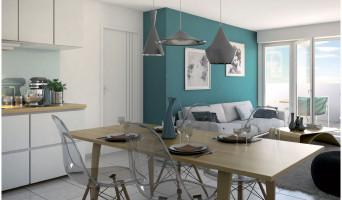 Six-Fours-les-Plages programme immobilier neuve « Coeur Six-Fours »  (2)