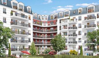 Gagny programme immobilier neuve « Parenthèse Citadine 1 »